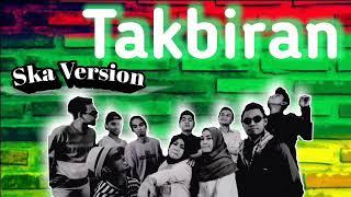 [7.96 MB] Gema Takbir Idul Fitri 2019 Reggae Version Fairuz Gambus