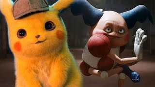 Are Detective Pikachu's Live-Action Pokémon COOL or CREEPY?