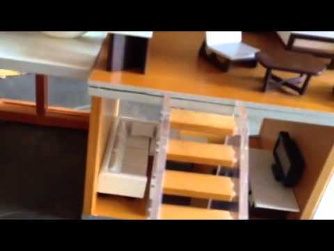 Very Cool Doll House With Leds Brinca Dada Emerson