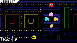 Pac-man  Google Doodle / Google Play Games On Android