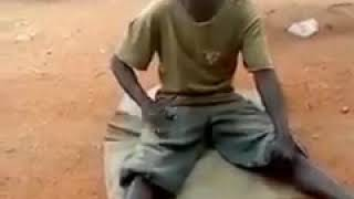 African Toe Puppet (aka The Melancholy Walrus theme song)