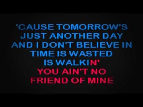 SC2033 04   Hootie & The Blowfish   Time [karaoke]