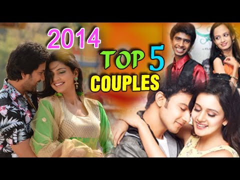 Top 5 Couples Of 2014 | Marathi Movies | Sai - Swwapnil, Adinath