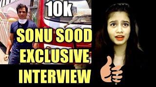 SONU Sood during coronavirus | REAL HERO Actor Sonu Sood EXCLUSIVE INTERVIEW | FUNNY VIDEO COMEDY |