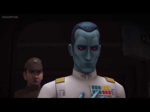 Star Wars Rebels: Thrawn Out Smarts Everyone! 3x04