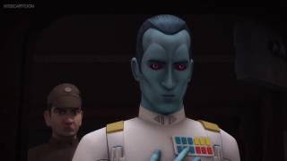 Star Wars Rebels: Thrawn Out Smarts Everyone! 3x04