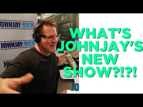 In-Studio Videos - Johnjay Found a New Show...What is it?