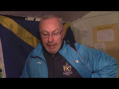 Ian Allinson: St Albans City v Chippenham Town. 10-11-2018