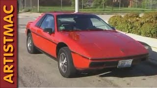 My '84 Fiero (Bought It New, Had It Ever Since)