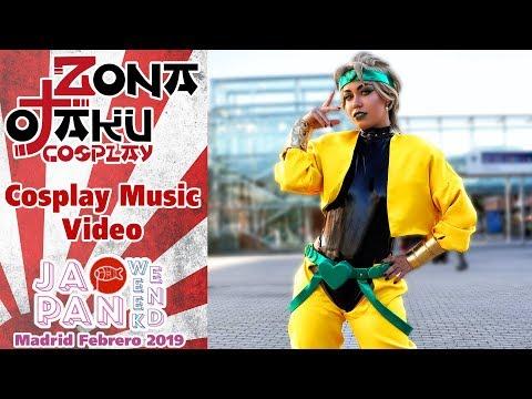 Japan Weekend Madrid Febrero 2019 - Cosplay Music Video - Zona Otaku