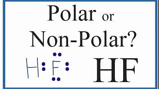 Is HF Polar Or Non-polar? (Hydrofluoric Acid)