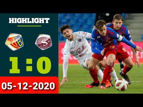 Basel Servette Goals And Highlights