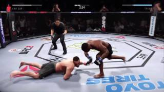 Mike Tyson KO compilation (UFC 2)