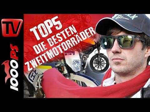 Top 5 - Die besten Zweitmotorräder - Gebraucht Motorrad Beratung - Die optimale Ergänzung für Dich