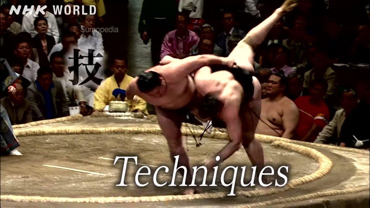 Photo of Techniques [技] – SUMOPEDIA – video