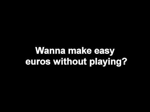 AVA - Ezpz Euro Making