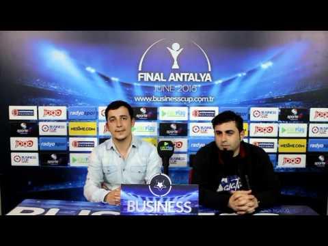 Business Cup 2015 / EEC