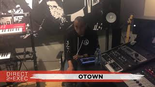 Otown Performs at Direct 2 Exec Los Angeles 9/10/18 - Atlantic Records