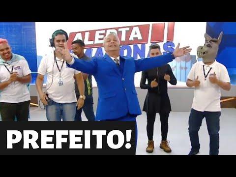 SIKÊRA JUNIOR CANDIDATO A PREFEITO DE MANAUS!