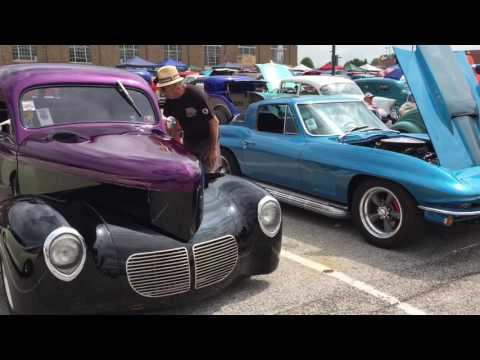 The 2016 NSRA York Street Rod Show