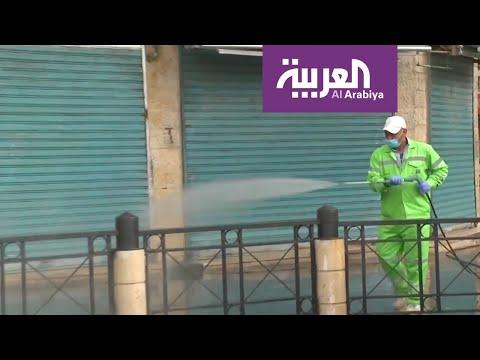 كاميرا العربية ترصد التدابير الاستثنائية التي يتخذها الأردن لمكافحة كورونا  - نشر قبل 1 ساعة