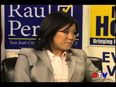 Betty Duong, Democratic TV of Santa Clara County