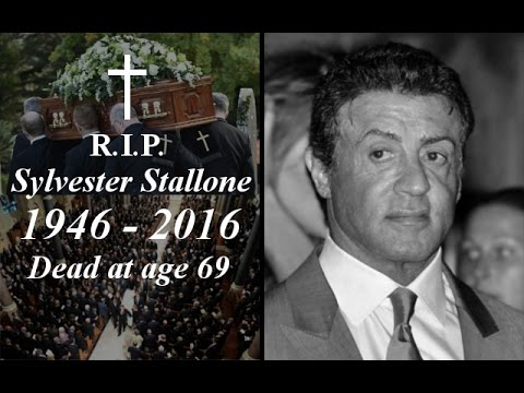 Is Sylvester Stallone ...