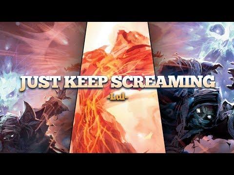 Just Keep Screaming, Just Keep Screaming