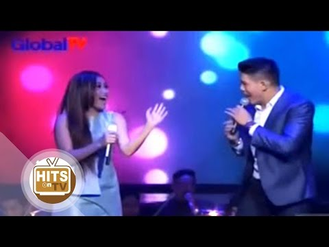 Ayu Ting Ting & Mahesya - Empat Mata [The Brightest Star 2016]