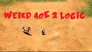 Top 20 Weird Logic Moments in AoE 2