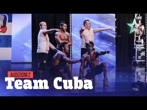 Team Cuba: fisici per tutti i gusti