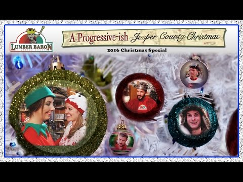 A Progressive-ish Jasper County Christmas - 2016 Comedy Web