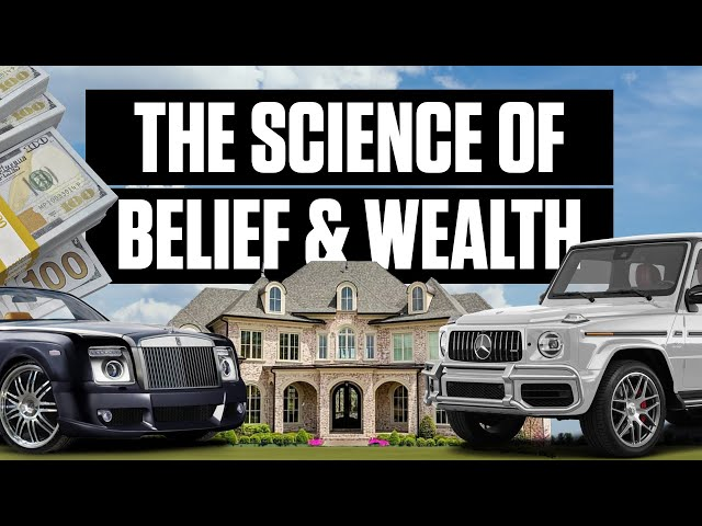 The Science Of Belief And Wealth | Mike Rashid