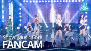 [예능연구소 4K] 블랙핑크 직캠 'How You Like That' (BLACKPINK FanCam) @Show!MusicCore 200718