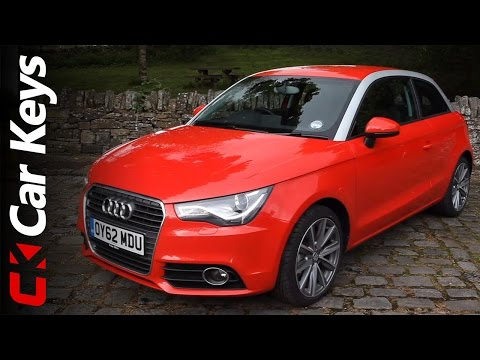 Audi A1 review 2013 review - Car Keys