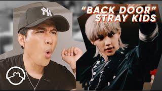 "Performer Reacts to Stray Kids ""Back Door"" MV"