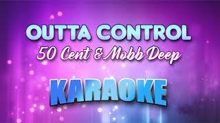 50-cent-mobb-deep---outta-control-karaoke-version-with