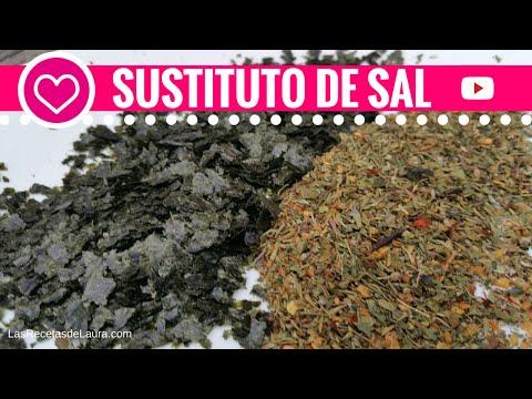 Sustitutos de Sal con Ingredientes Naturales ¿ Como reducir mi consumo de Sal ?