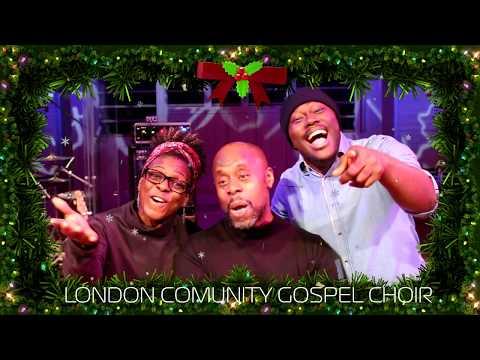 Поздравление от London Comunity Gospel Choir