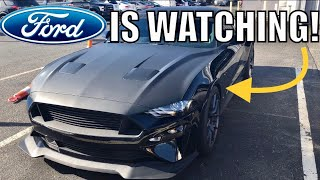 Why Ford won't Fix my 2018 Mustang Gt!