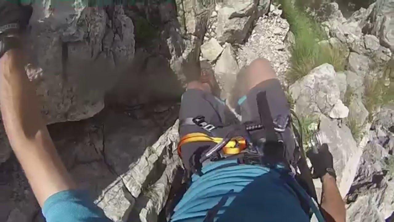 Klettersteig Riva Del Garda : Cima capi m klettersteig via ferrata fausto susatti