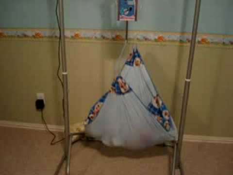 puterized baby hammock cradle cot bassi  automatic flv  puterized baby hammock cradle cot bassi  automatic flv   youtube  rh   youtube
