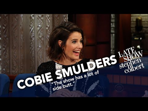 Cobie Smulders Is Totally Not A MadeUp Name