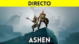 STREAMING español ASHEN (Xbox One) - Un nuevo ACTION RPG que NO es un clon de DARK SOULS