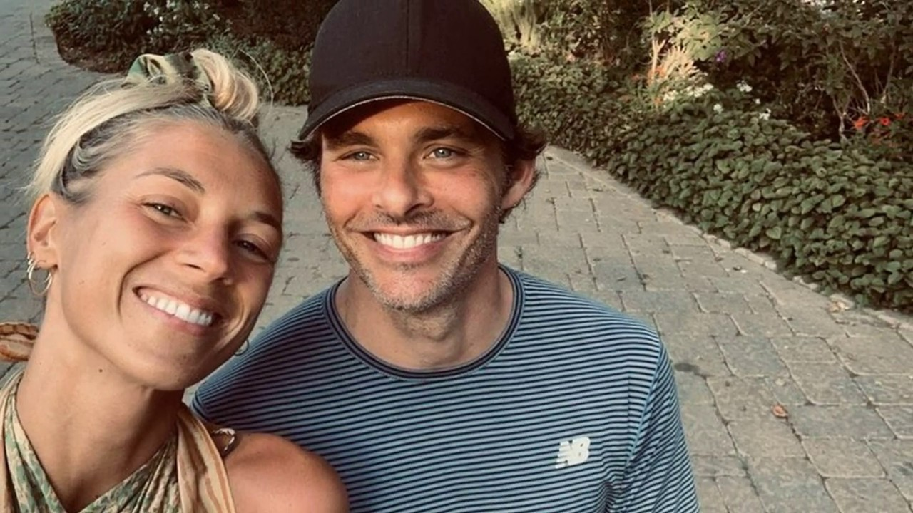 X-Men Star Divorces: James Marsden, Lisa Linde Split ...  James Marsden And Family