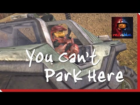 Season 5, Episode 78 - You Can't Park Here | Red Vs. Blue