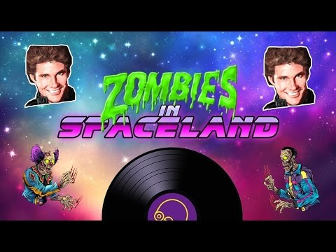 ALL Music in Zombies in Spaceland Theme Park! - Infinite Warfare Zombies PLAYLIST