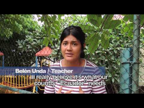 Crowdfunding for Active School at the foot of a hill in Guayaquil-Ecuador