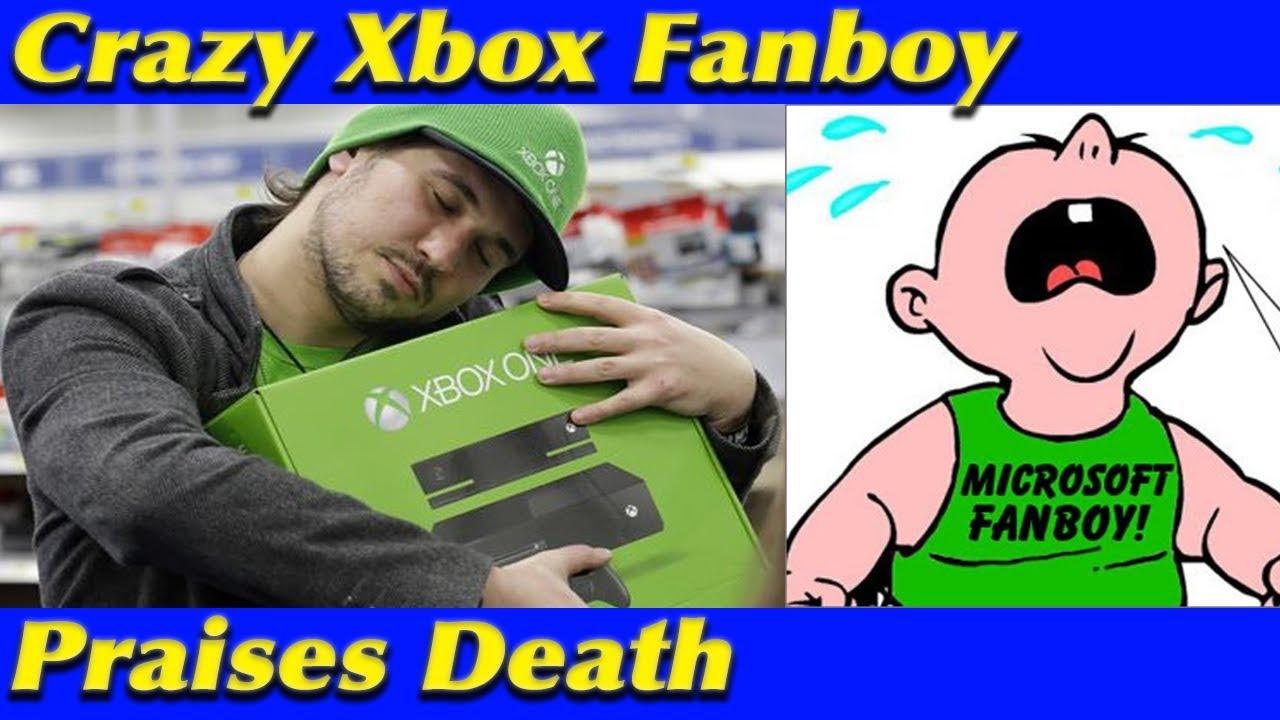 playstation proud xbox fanboy