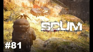 SCUM – Experimente mit dem Auto #81 Gameplay Deutsch